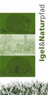 Broschüre: Igel & Naturpfad